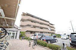 兵庫県宝塚市安倉南2丁目の賃貸マンションの外観
