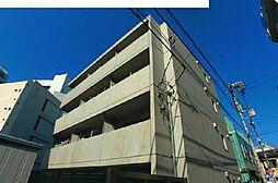 東京都豊島区北大塚の賃貸マンションの外観