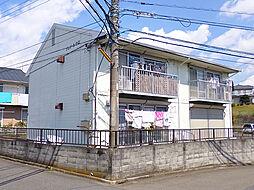 プレジール小山[201号室]の外観