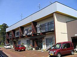 [テラスハウス] 新潟県上越市東城町1丁目 の賃貸【/】の外観