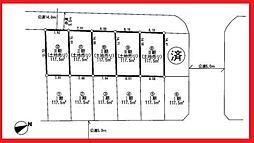 区画図(11)