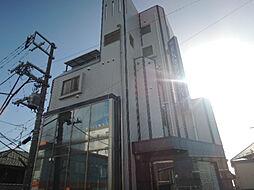 東京都狛江市東和泉4丁目の賃貸マンションの外観