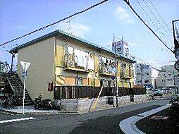 大阪府大阪市城東区諏訪2丁目の賃貸アパートの外観