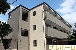 H-maison(アッシュメゾン)加美正覚寺II[3階]の外観