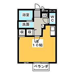 AZ7[1階]の間取り