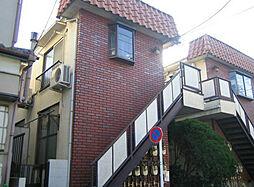 下北沢第1コーポ[2階]の外観