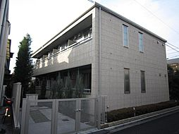 ベリーコート[2階]の外観