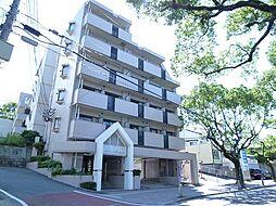 メゾン・ド・香椎参道[3階]の外観