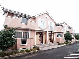 サンライト若松III[2階]の外観