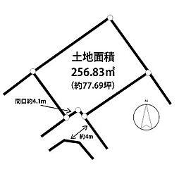 区画図(現況を...