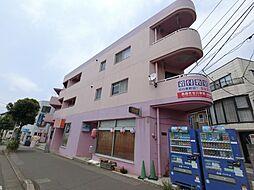 千葉県四街道市四街道の賃貸マンションの外観