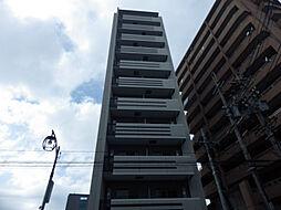 愛知県名古屋市中区千代田1丁目の賃貸アパートの外観