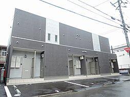 福岡県北九州市小倉北区白銀1丁目の賃貸アパートの外観