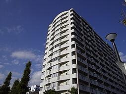 URプロムナード北松戸[1-707号室]の外観