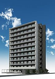 ラフィスタ川崎II[9階]の外観