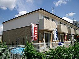 ルミエールマゴジV[1階]の外観