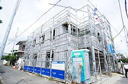兵庫県伊丹市大鹿5丁目の賃貸マンションの外観