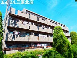 コスモマンション[4階]の外観