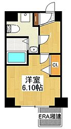 HYs YOKOHAMA LIGARE[403号室]の間取り