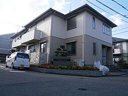 大阪府高槻市大冠町3丁目の賃貸マンションの外観