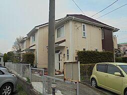 [テラスハウス] 東京都町田市高ヶ坂3丁目 の賃貸【/】の外観
