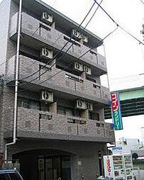愛知県名古屋市瑞穂区神穂町の賃貸マンションの外観