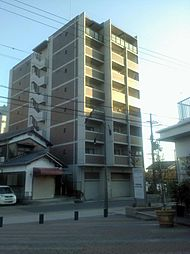 滋賀県守山市守山1丁目の賃貸マンションの外観