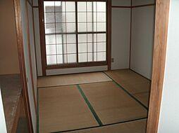 6畳の和室です...
