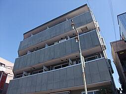 東京都練馬区桜台の賃貸アパートの外観