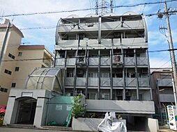 キューブ南武庫之荘3[2階]の外観