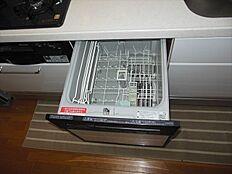 キッチンにはビルトイン食洗器付き