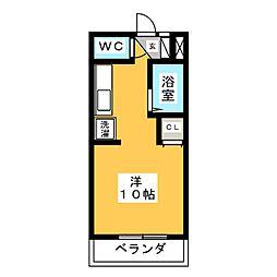 SAKAE NOVA[2階]の間取り