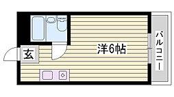 学園都市駅 2.3万円
