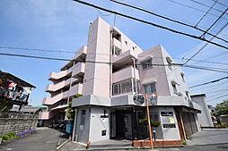 大阪府富田林市谷川町の賃貸マンションの外観