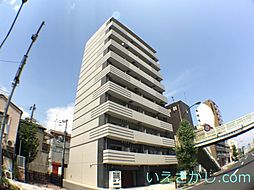 アドバンス三宮ウイングロード[9階]の外観