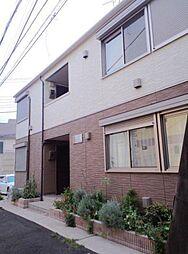 神奈川県横浜市西区御所山町の賃貸アパートの外観