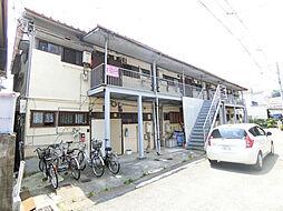 加茂の荘[102号室]の外観