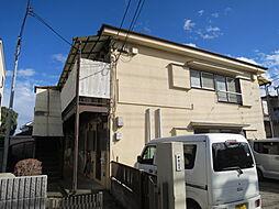 中野ハウス[201号室]の外観