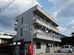 コーポ上町(2丁目)[3階]の外観
