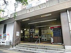 駅 東京都交通局「西台」駅・1600
