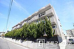 愛知県みよし市三好丘旭4丁目の賃貸マンションの外観