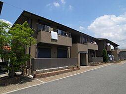 兵庫県姫路市北今宿2丁目の賃貸アパートの外観