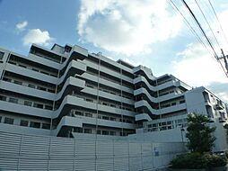 上野毛パークホームズアダージオ[4階]の外観