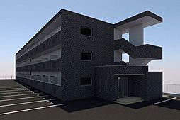三重県松阪市久保田町の賃貸マンションの外観