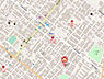 地図,ワンルーム,面積21.06m2,賃料2.2万円,札幌市営東西線 琴似駅 徒歩5分,札幌市営東西線 二十四軒駅 徒歩13分,北海道札幌市西区二十四軒四条5丁目2番12号