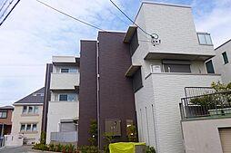 BEREO上甲子園[3階]の外観