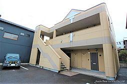 福岡県北九州市戸畑区銀座2丁目の賃貸アパートの外観