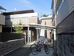 大阪府豊中市南桜塚1丁目の賃貸アパートの外観