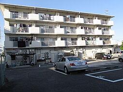 コートビレッヂ赤塚[401号室]の外観