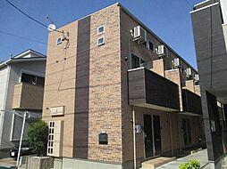 メゾン生駒町[1階]の外観